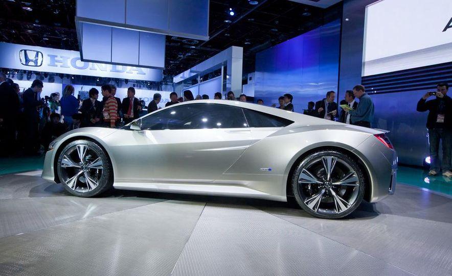 Acura NSX concept - Slide 3