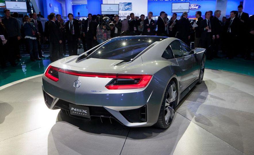 Acura NSX concept - Slide 4