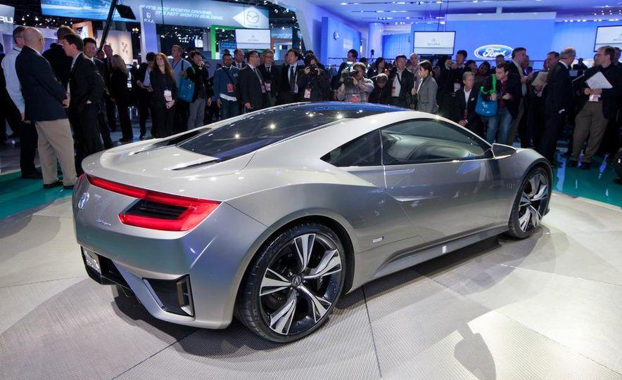 Acura NSX concept - Slide 5