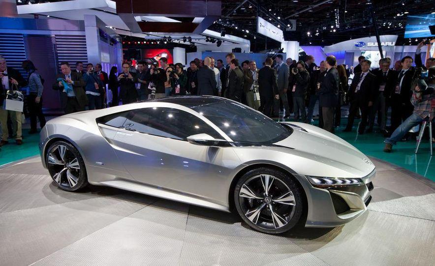 Acura NSX concept - Slide 7