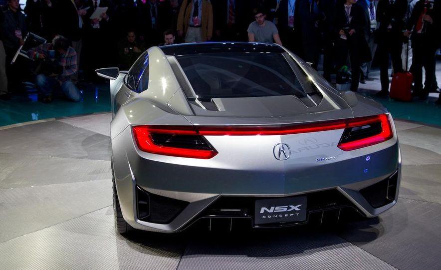 Acura NSX concept - Slide 9