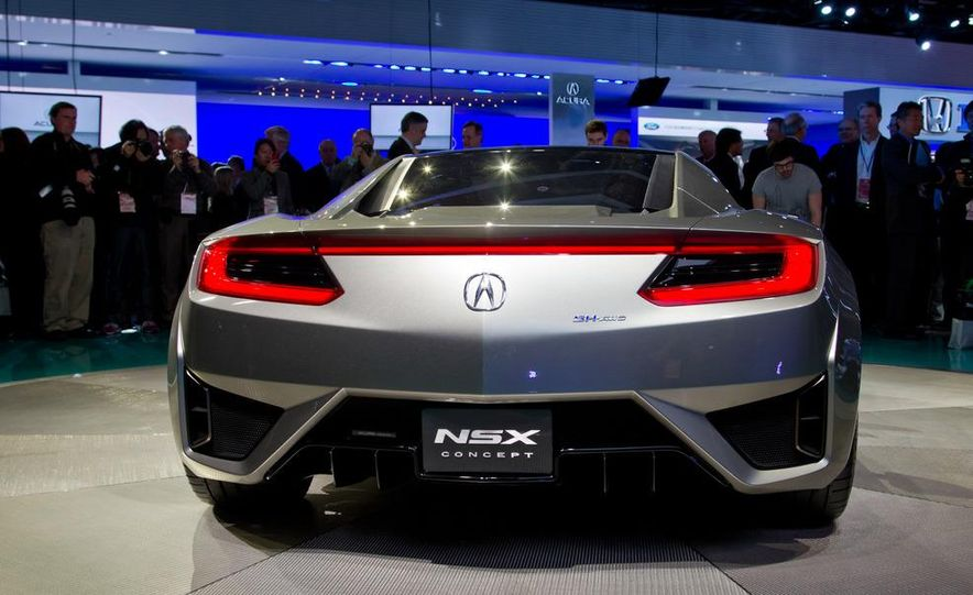 Acura NSX concept - Slide 10