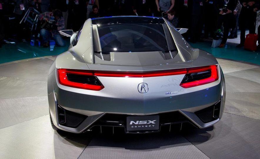 Acura NSX concept - Slide 11