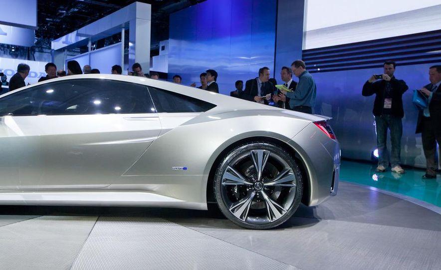 Acura NSX concept - Slide 17