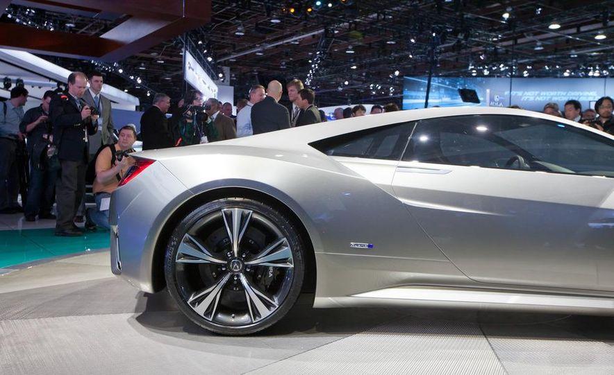 Acura NSX concept - Slide 18