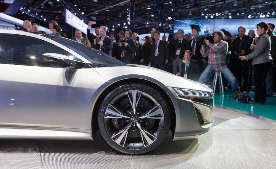 Acura NSX concept - Slide 19