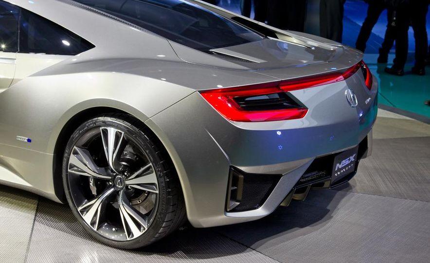 Acura NSX concept - Slide 20