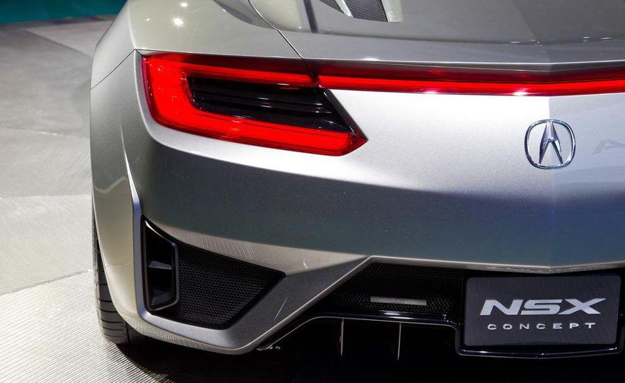 Acura NSX concept - Slide 21