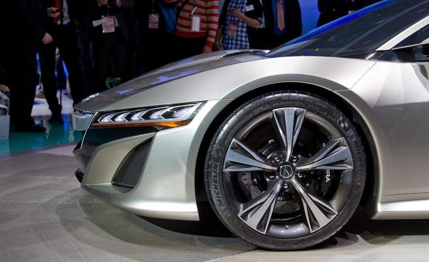 Acura NSX concept - Slide 24
