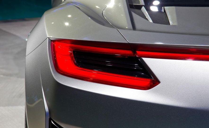 Acura NSX concept - Slide 22