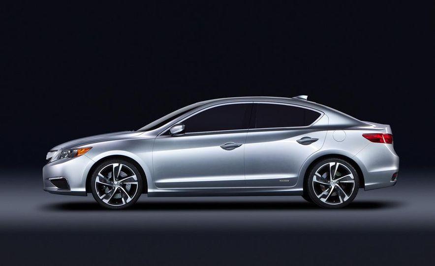 Acura ILX concept - Slide 21