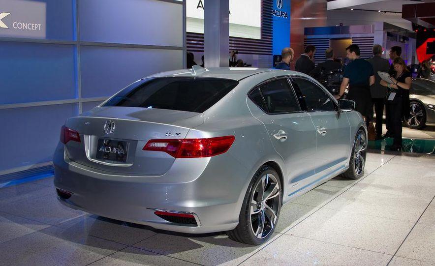 Acura ILX concept - Slide 5