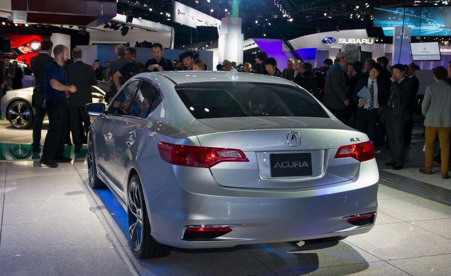 Acura ILX concept - Slide 7