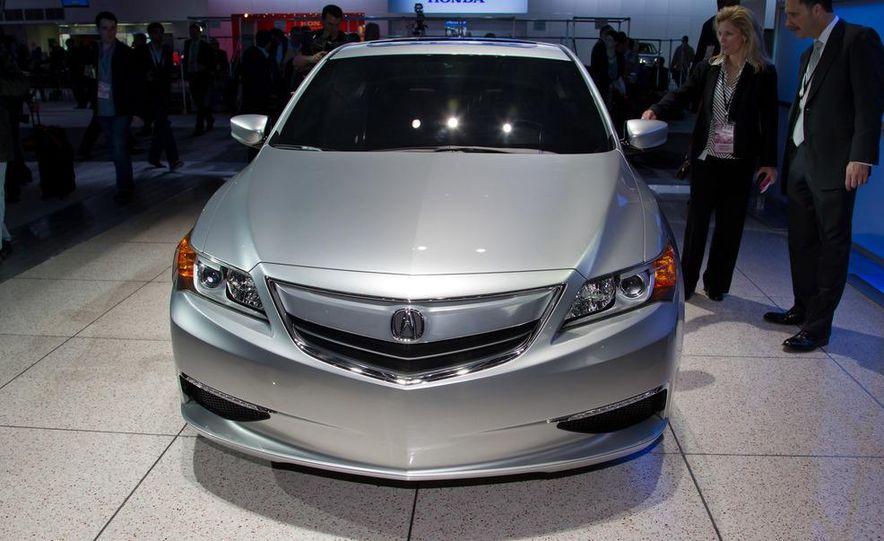 Acura ILX concept - Slide 11