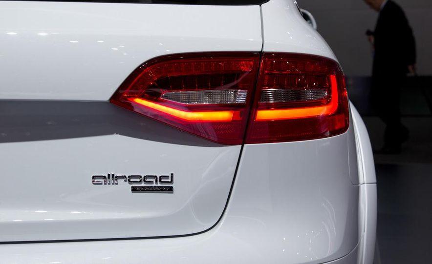 2013 Audi A4 Allroad Quattro - Slide 12