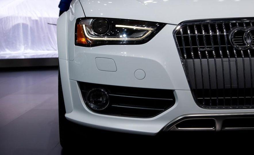 2013 Audi A4 Allroad Quattro - Slide 11