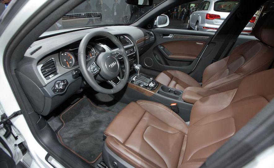 2013 Audi A4 Allroad Quattro - Slide 13