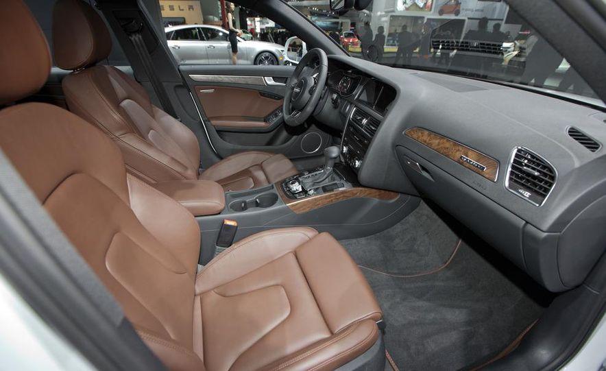 2013 Audi A4 Allroad Quattro - Slide 14