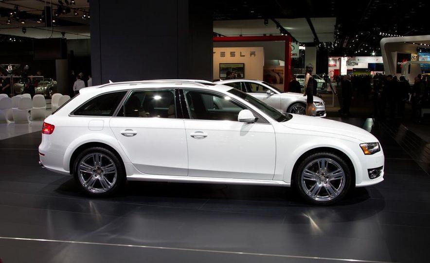 2013 Audi A4 Allroad Quattro - Slide 5