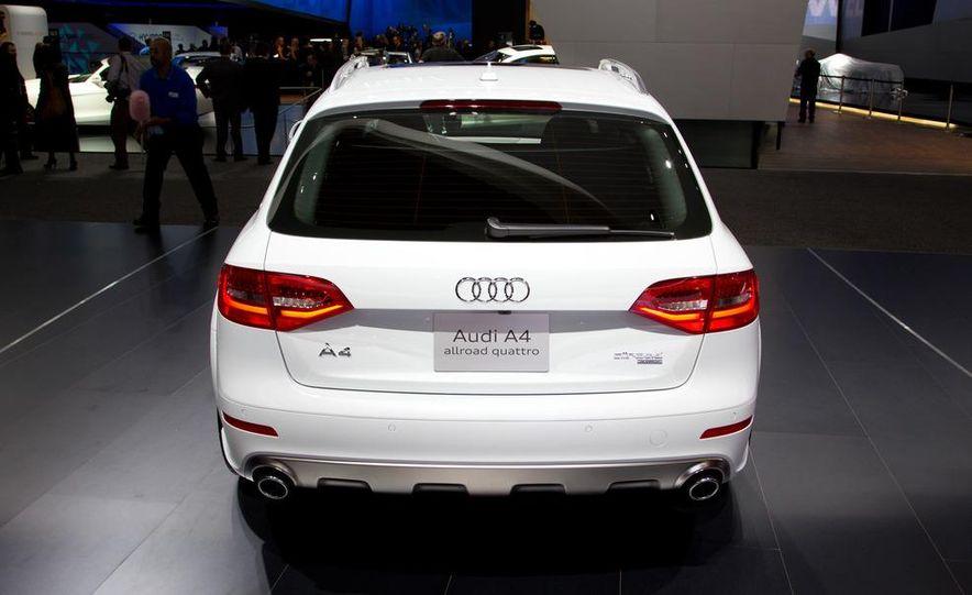 2013 Audi A4 Allroad Quattro - Slide 8