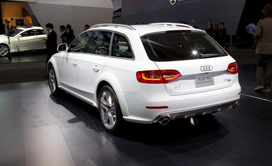 2013 Audi A4 Allroad Quattro - Slide 9