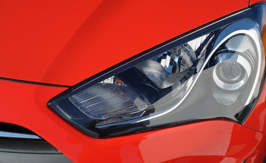 2013 Hyundai Genesis coupe - Slide 43