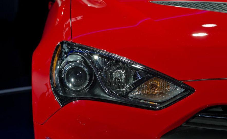 2013 Hyundai Genesis coupe - Slide 16