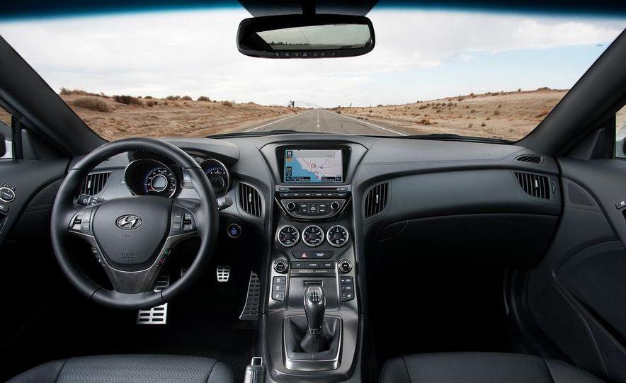 2013 Hyundai Genesis coupe - Slide 50