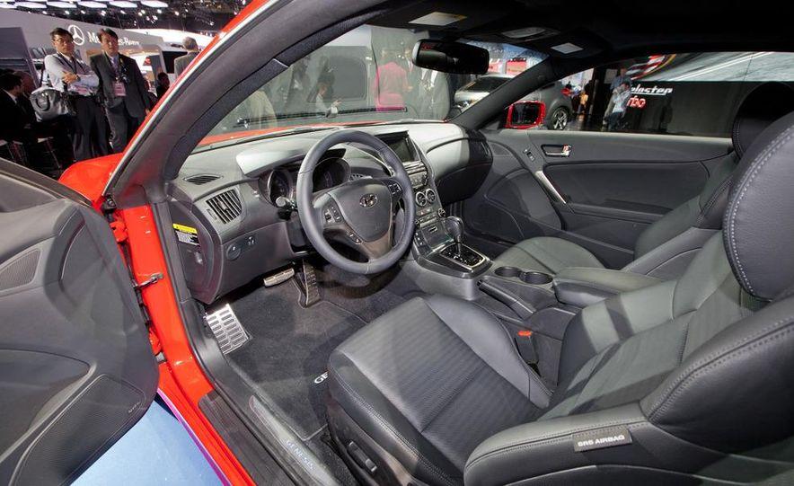2013 Hyundai Genesis coupe - Slide 19