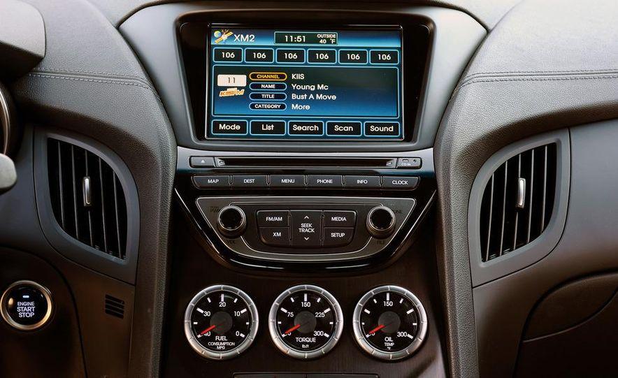 2013 Hyundai Genesis coupe - Slide 52