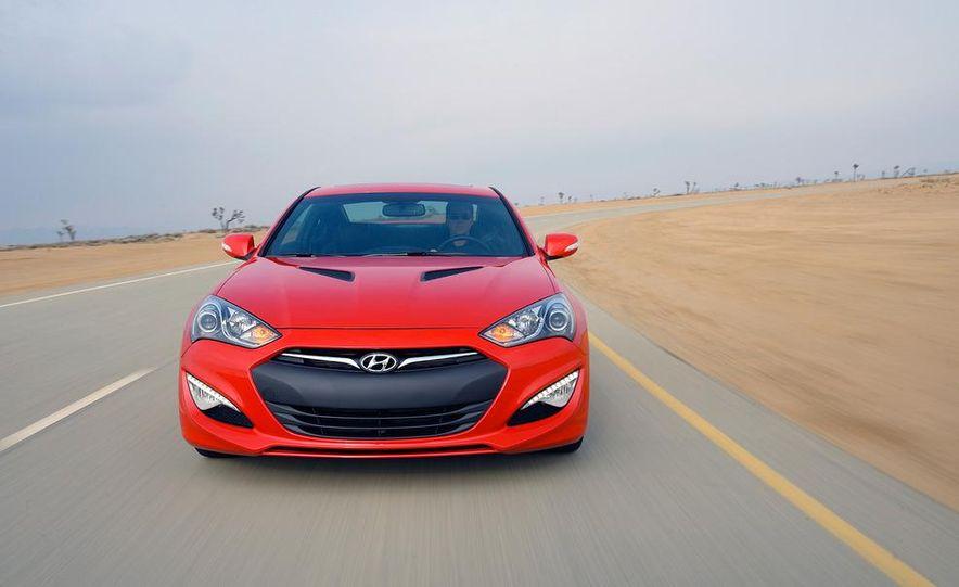 2013 Hyundai Genesis coupe - Slide 30