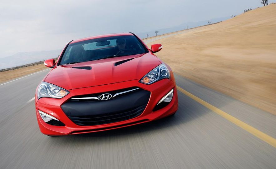 2013 Hyundai Genesis coupe - Slide 31