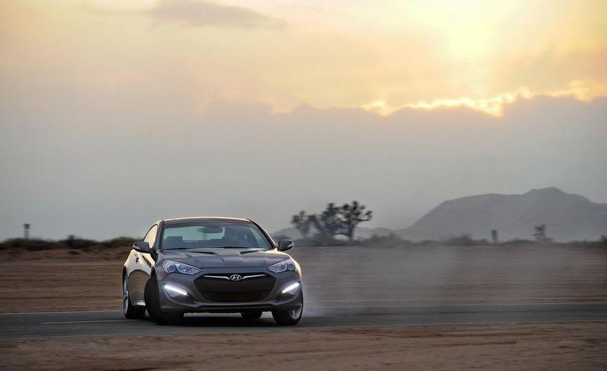 2013 Hyundai Genesis coupe - Slide 47