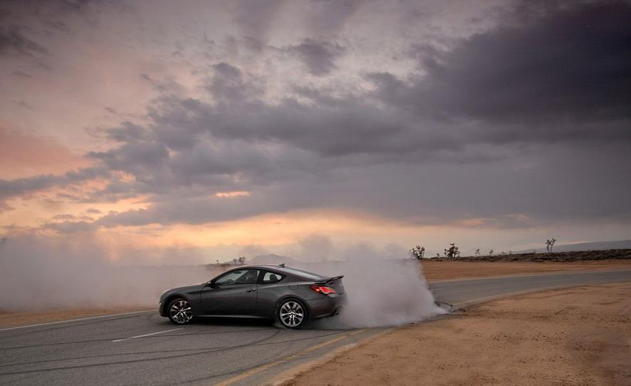 2013 Hyundai Genesis coupe - Slide 48