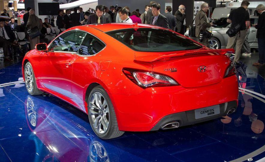 2013 Hyundai Genesis coupe - Slide 3
