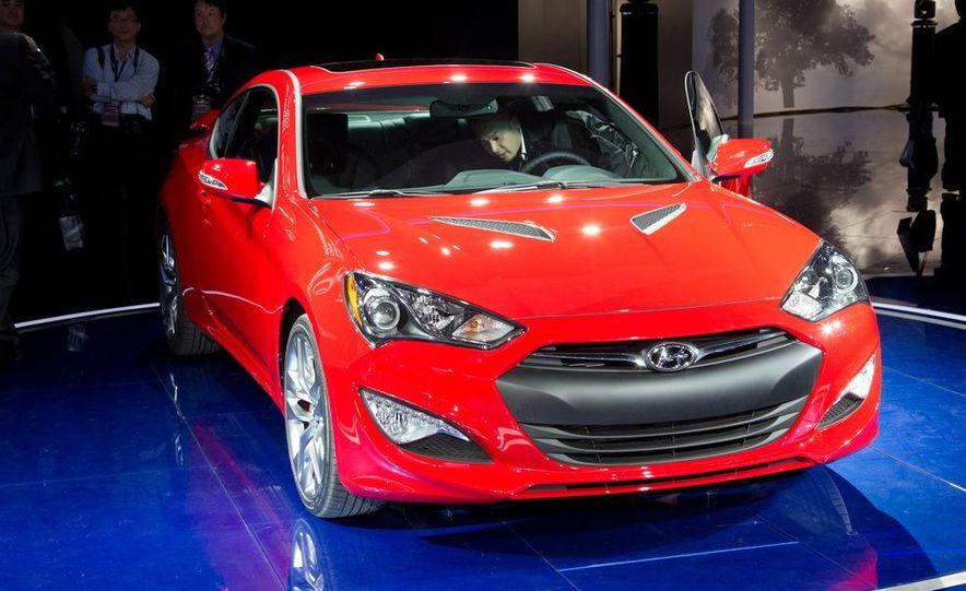 2013 Hyundai Genesis coupe - Slide 8