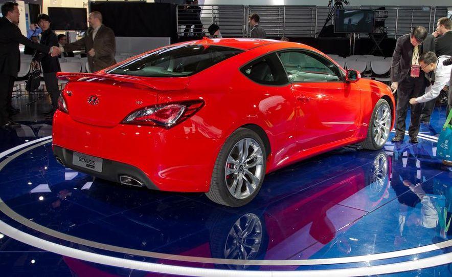 2013 Hyundai Genesis coupe - Slide 11