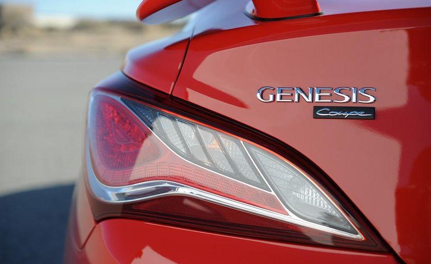2013 Hyundai Genesis coupe - Slide 46