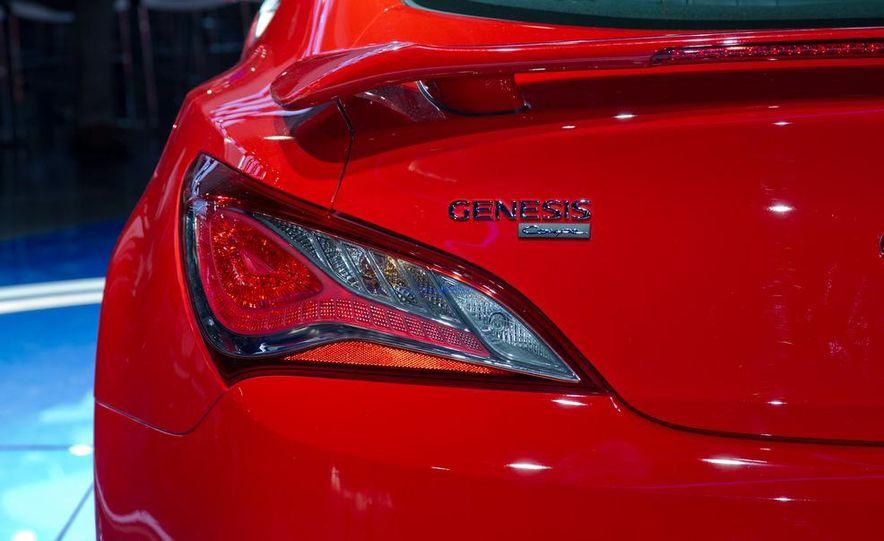2013 Hyundai Genesis coupe - Slide 18
