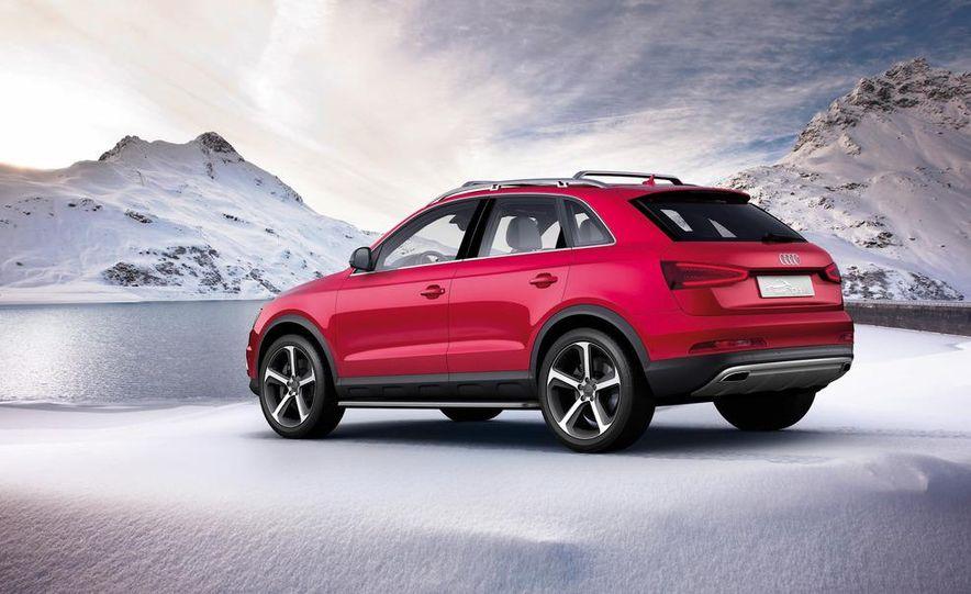 Audi Q3 Vail concept - Slide 24