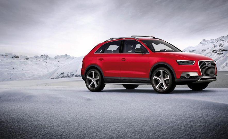 Audi Q3 Vail concept - Slide 25