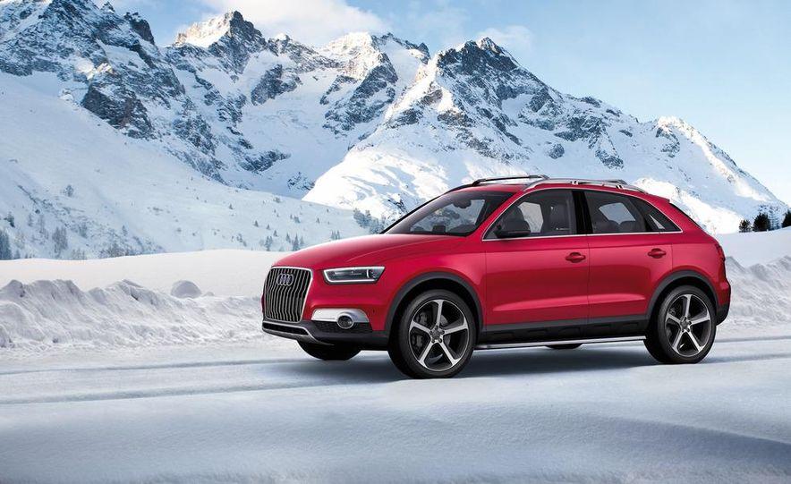 Audi Q3 Vail concept - Slide 26
