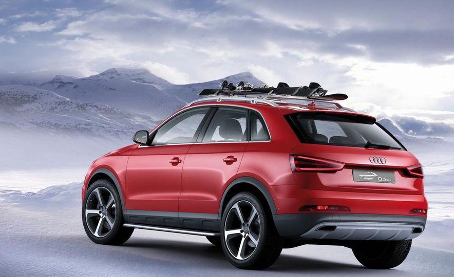 Audi Q3 Vail concept - Slide 29