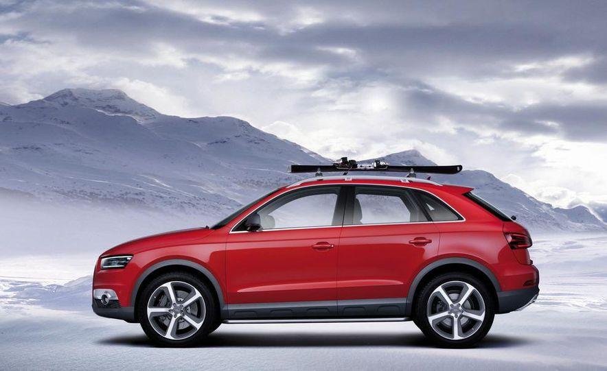 Audi Q3 Vail concept - Slide 31