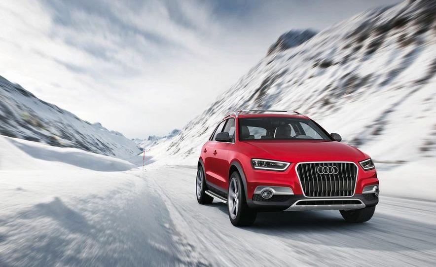 Audi Q3 Vail concept - Slide 33