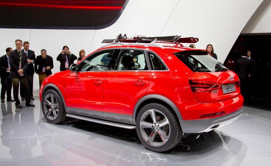 Audi Q3 Vail concept - Slide 8