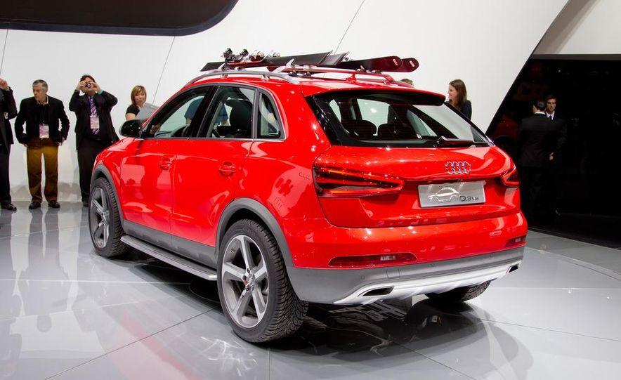 Audi Q3 Vail concept - Slide 9