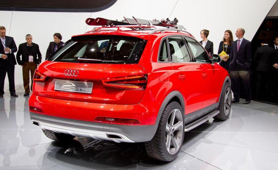Audi Q3 Vail concept - Slide 10