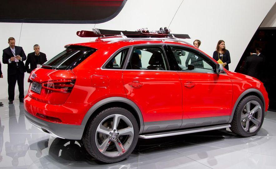 Audi Q3 Vail concept - Slide 11