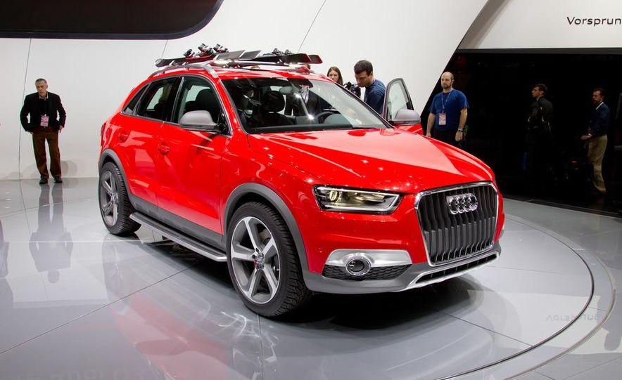 Audi Q3 Vail concept - Slide 1